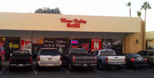 street view of Moon Valley Grill